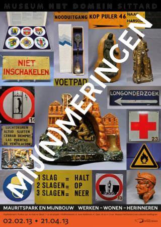 Mijnmeringen: bijzonder film materiaal uit de mijnen