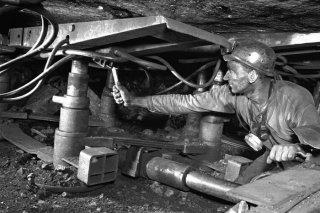 De kunst van de kolenwinning