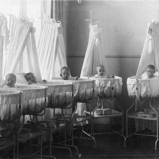 Mijnwerkers en de Vroedvrouwenschool