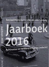 Jaarboek SHCL 2016