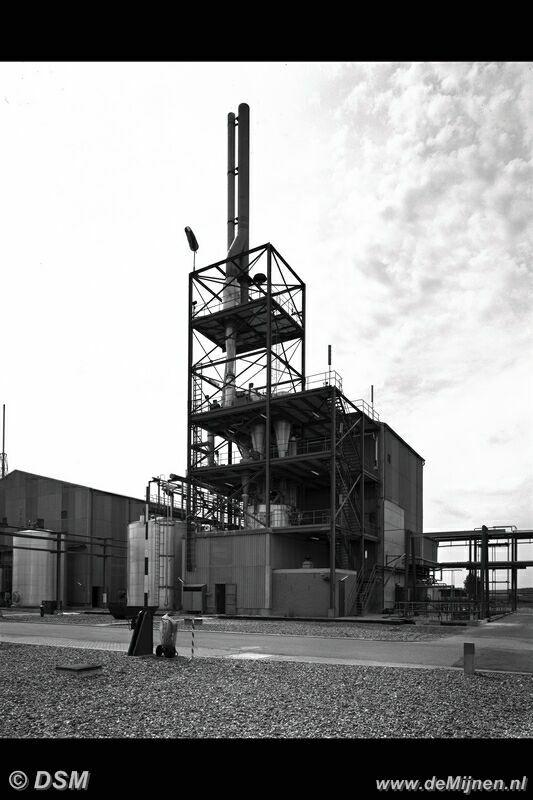 Dsm Keukens Geschiedenis : ABS fabriek DE MIJNEN
