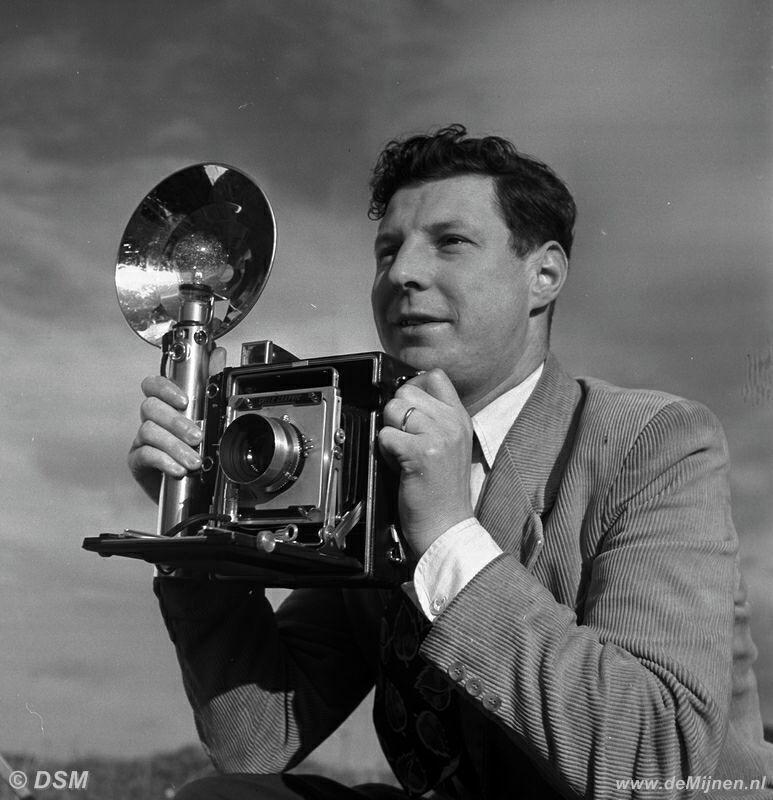 Karel van Straaten, fotograaf DE MIJNEN